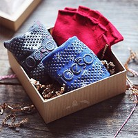 toesox + Free People Womens Toesox + FP Holiday Gift Box - Assorted One