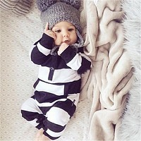 High quality baby rompers spring and autunm baby boy clothes newborn baby girl jumpsuit kids clothing infant wear