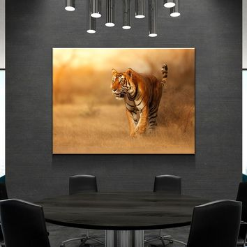 Prowess Tiger Canvas Set