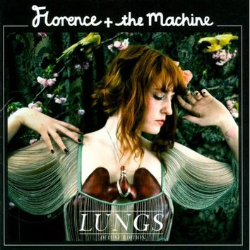 Lungs [Deluxe Edition] [ECD] - CD