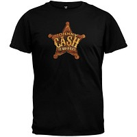 Johnny Cash - Star T-Shirt