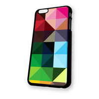 Colorful Geomatric iPhone 6 case