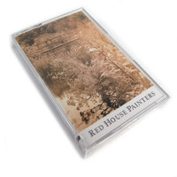 Red House Painters: Red House Painters Cassette Tape (Deadstock)