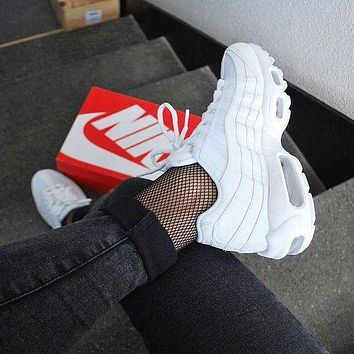 Nike Air Max 95 hot sale men's and women's air cushion casual shoes sneakers