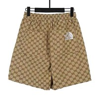 GG Summer Men's and Women's Double G Casual Shorts