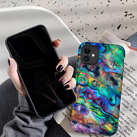 Abalone Shell Tough Phone Case