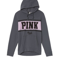Perfect High/Low Pullover - PINK - Victoria's Secret