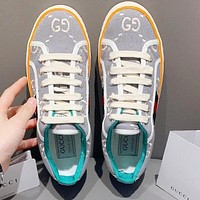 GUCCI New Fashion Women Sneakers Sport Running Shoes