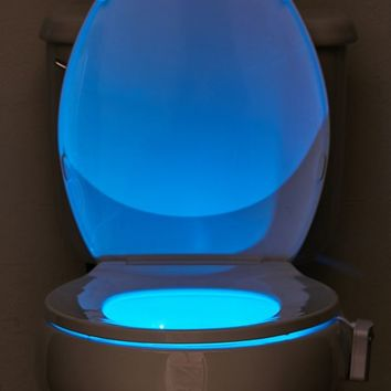 LED Toilet Night Light | Urban Outfitters