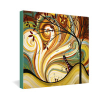 Madart Inc. Out West Gallery Wrapped Canvas