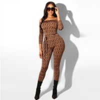 Women Retro strapless Jumpsuit