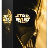 Star Wars Trilogy (A New Hope / The Empire Strikes Back / Return of the Jedi) (Full Screen Edition with Bonus Disc)