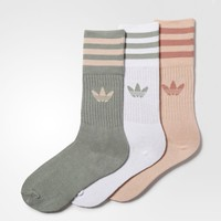 adidas CC Superlite No-Show Socks 3 Pairs - Multicolor | adidas US