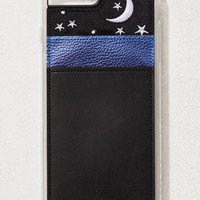 Zero Gravity Night Sky Wallet iPhone Case | Urban Outfitters