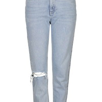 MOTO Bleach Rip Mom Jeans - New In This Week - New In