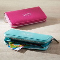 Girls Classic Leather Wallet