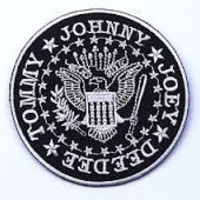 Ramones Iron On Patch