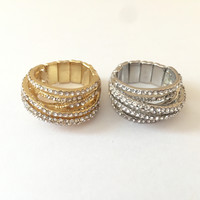 MacKenzie Ring - Gold or Silver