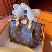 LV Classic Presbyopia Dumpling Bag Handbag Crossbody Bag