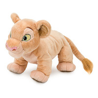Disney Store The Lion King Nala Plush Medium 11'' New With Tags