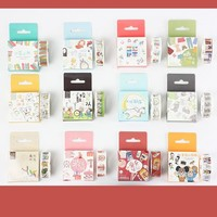 1.5cm*7m Childhood Series  Washi Tape Adhesive Tape DIY Scrapbooking Sticker Label Masking Tape
