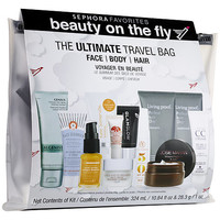 Beauty on the Fly The Ultimate Travel Bag Face, Body & Hair - Sephora Favorites | Sephora