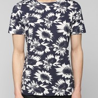 Native Youth Sunflower Tee - Urban Outfitters