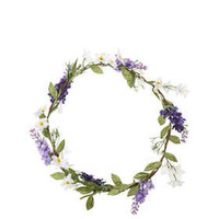 Heather Flower Garland - Flower Power   - New In