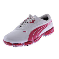 Puma Mens Amp Cell Fusion SL Patent Contrast Trim Golf Shoes