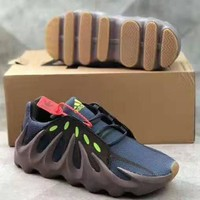 ADIDAS YEEZY 451 Tide brand thick-soled personality casual sports shoes