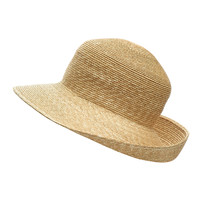 Hedia Natural Straw Hat , Size US ONE SIZE | Joules US