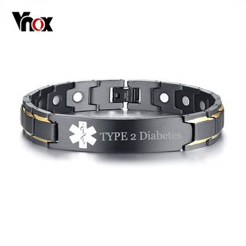 Best Diabetes Bracelet Rock Products