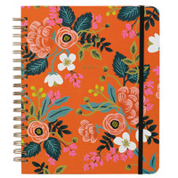 2017 Rifle Paper Co. Everyday 17 Month Planner Large Format - Scarlett Birch