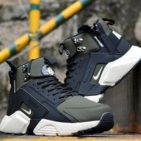 Nike Air Huarache Run Men Sneakers Sport Running Shoes
