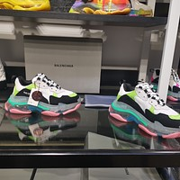 Balenciaga  Woman's Men's 2020 New Fashion Casual Shoes Sneaker Sport Running Shoes12
