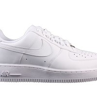 My Associates Store - Nike Men's NIKE AIR FORCE 1 '07 BASKETBALL SHOES 11 (WHITE/WHITE )