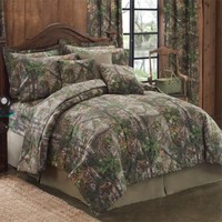 Realtree® Xtra Green Camo Queen Comforter | Free Shipping