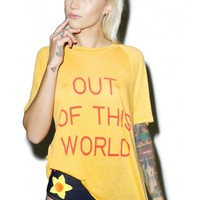 Wildfox Couture Out of This World Perfect Tee | Dolls Kill