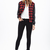 FOREVER 21 Mid-Rise - Skinny Jeans