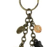"""The Hunger Games Movie Bag Clip """"District 12"""""""