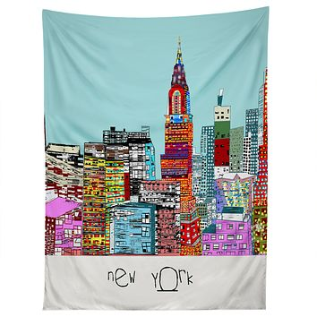 Brian Buckley New York Living Tapestry