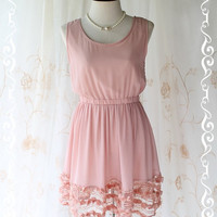 Lady Princess  Sweet Lovely Pastel Pink by LovelyMelodyClothing