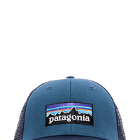 Patagonia Trucker Hat P-6 in Blue