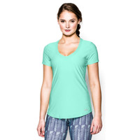 Under Armour HeatGear Perfect Pace T-Shirt - Women's at Lady Foot Locker