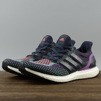Adidas Ultra Boost Ub Men Fashion Edgy Sneakers Sport Shoes-2