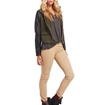 Basic Jeggings - Long | Wet Seal