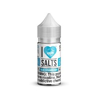 I Love Salts by Mad Hatter - Blue Strawberry (30mL)