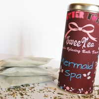 Mermaid Spa SweeTea Bath Tea