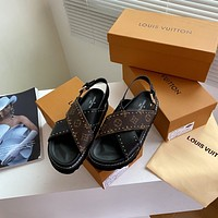 Louis Vuitton LV 2021 spring and summer new sandals