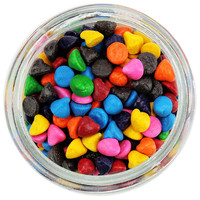Rainbow Candy Coated Chips